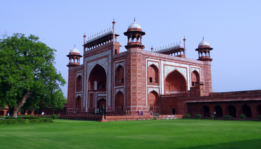 The-Great-Gate-Agra-Tours