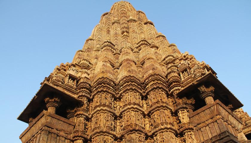 Khajuraho-Architectur